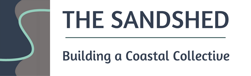 the Sandshed logo