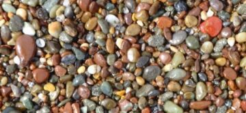Cambria Beach Sand Close Up